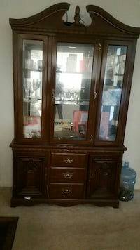 Cherrywood China cabinet Washington, 20017