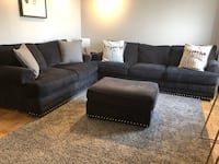Dakota Sofa & Loveseat | Ottoman  New York, 10010