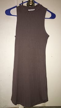 forever 21 ribbed mocha dress Mountain View, 94043