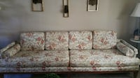 Name your Price Classic 8-1/2 Ft Sofa Couch - Mint Condition Lanham