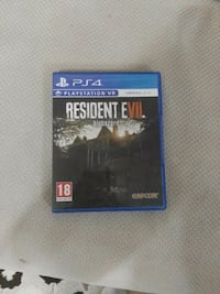 Ps4 resident evel 7 İstanbul, 34912