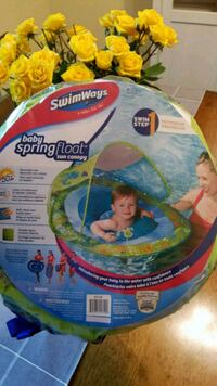 Baby Spring Float with Canopy  Lexington