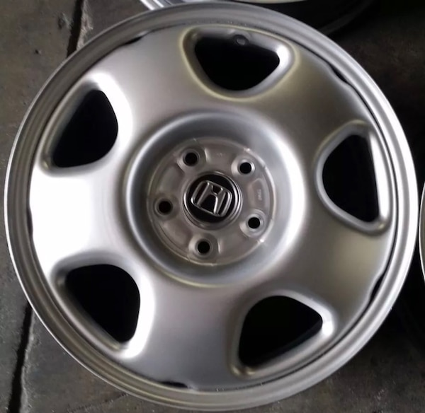 Brand New CR-V 07-11 17x6-1/2, steel (5 spoke) ACCORD 13-15 17x6-1/2 (steel)