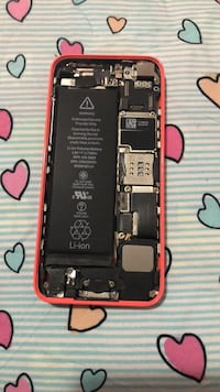 Iphone 5c for parts only Toronto, M4B 2E9