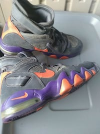 Size 8-Charles Barkley basketball shoes Foley, 36535