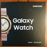 Samsung Galaxy Watch Rose Gold 42mm  Pikesville, 21208