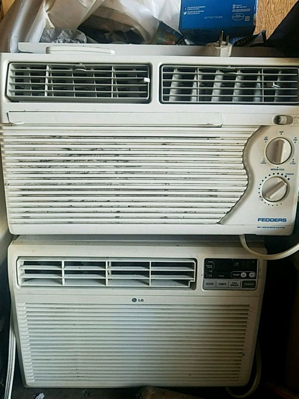 I have two air conditioning units