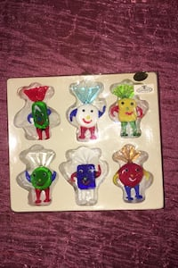 Glass Candy People - Decorations for Valentines Day, gift baskets etc Frederick, 21703