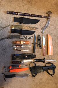 Lots of knives and sickles Calgary, T2Y