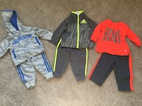 toddler's assorted clothes Merrillville, 46410