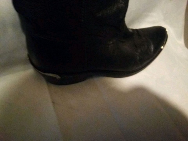 11 mens boots real leather
