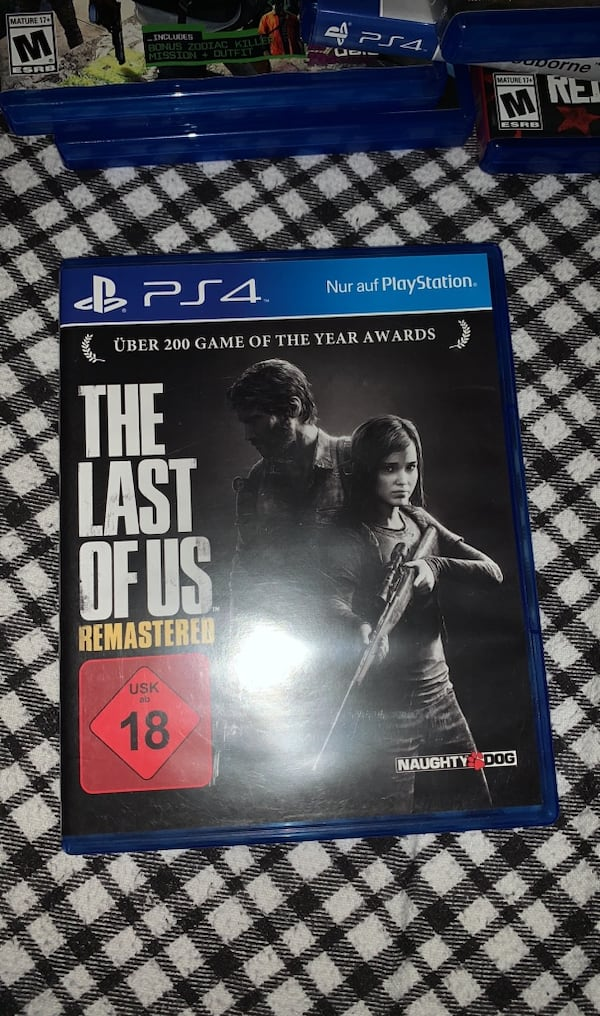 The Last Of Us Remastered PS4 Exclusive 3af6ed3a-2378-489e-951d-cc0643fa9212