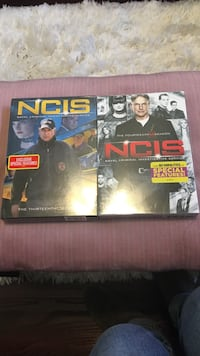 NCIS seasons 13 & 14 New In packaging