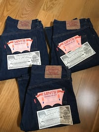 Levis 501- shrink to fit - str w27-w36 Drammen, 3046