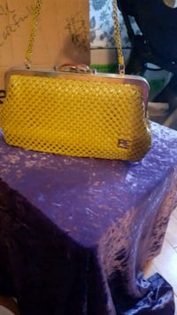 Yellow Evening Purse Calgary, T2B 0J2
