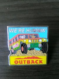 Outback pin Charlottesville, 22901
