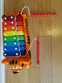 Little tikes tiger xylophone Jersey City, 07302