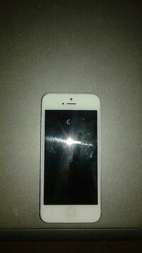 White IPhone 5 for sale or trade
