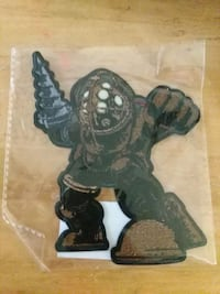 "Bioshock ""Big Daddy"" iron on patch Houston, 77038"
