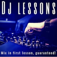 GTA DJ LESSONS Oakville