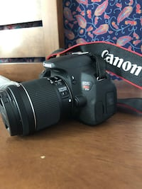 Canon Camera Rebel T5i Brampton, L6T 1N8