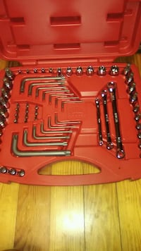 3/8 Allen key set  Harpers Ferry, 25425