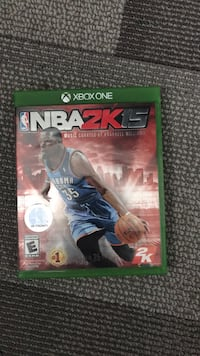 NBA 2k15 for Xbox One Saint George, 84770