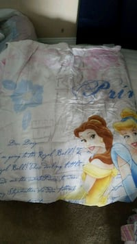 Twin Disney Princess comforter 41 km