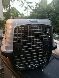 black and gray pet carrier Surrey, V3R 1B6