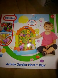 little tykes activity garden Newton, 02464