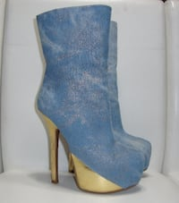 5.5 High Heel Boots VANCOUVER
