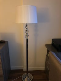 3 piece floor and table lamp set