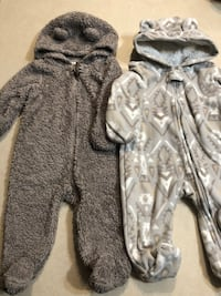 Carters baby snow suits Edmonton, T6M 0M3
