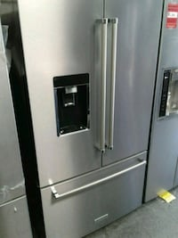 """Kitchen Aid French Door Stainless Steel 36"""" Bakersfield"""