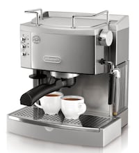 De'longhi Pump Ec702 Espresso Maker Silver New York