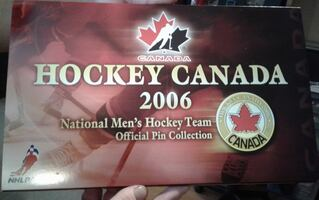 2006 HOCKEY CANADA / OLYMPIC PIN COLLECTION !!!
