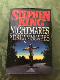 Stephen King collection of short stories