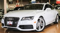 2013 Audi A7 S-line Fully Loded Toronto