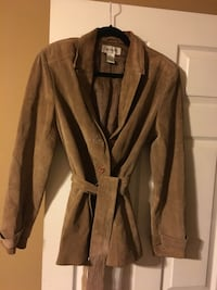 Brown single breasted trench coat Dallas, 30132