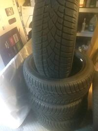 Winter tires full set Woodbridge, 22192