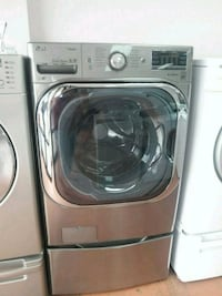 LG WASHER STEAM CYCLES TURBO WASH FRONTLOAD WITH P Lawrenceville, 30044
