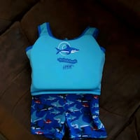 blue and black Disney Frozen print tank top Boisbriand, J7G 1V7