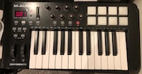 M-Audio Oxygen 25 MIDI Keyboard 6635 km