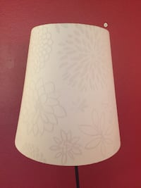white floral lamp shade Ocala, 34470