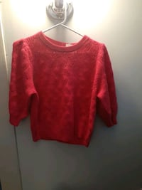 Joie pink knitted sweater Toronto, M4C 2L7
