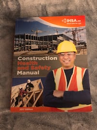 Construction Health and Safety Manual London, N5V 0B6