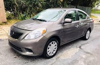 Only $2400 for a 2012 Nissan Versa !! Drives but Needs work ! Cheap  Takoma Park