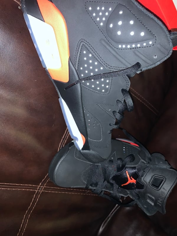 Infrared 6s sz9.5  2