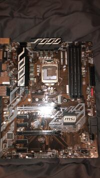 MSI B360-A Pro Motherboard Roselle, 60172