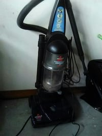 black and gray Bissell upright vacuum cleaner Ocala, 34473